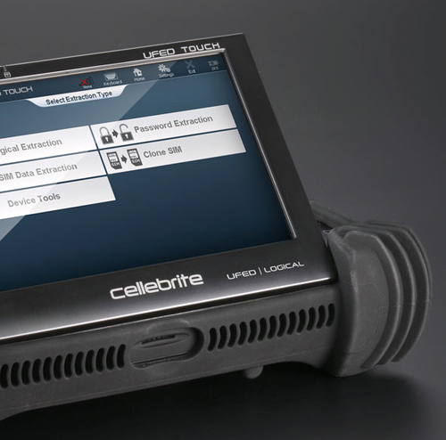 Cellebrite UFED Touch Logical