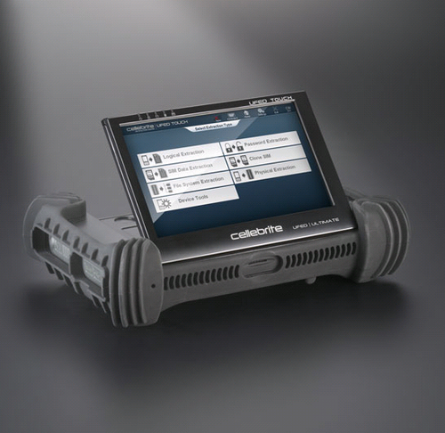 Cellebrite UFED Touch Ultimate standard